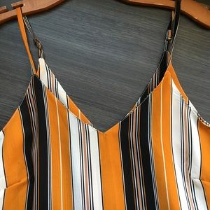 Tops - Striped Camisole
